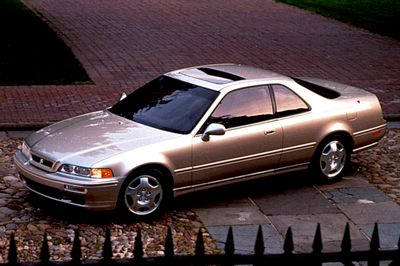 1991 Acura Legend on Acura Production Numbers   Productioncars Com